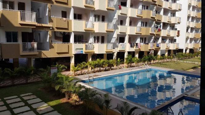 1545 sqft, 3 bhk Apartment in Builder Project Thimminaudupalem, Tirupati at Rs. 50.0000 Lacs