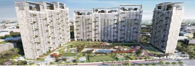 3300 sqft, 4 bhk Apartment in Prateek Edifice Sector 107, Noida at Rs. 2.2000 Cr