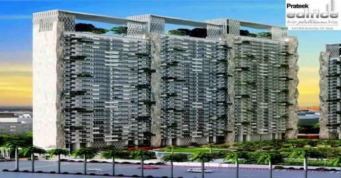2070 sqft, 3 bhk Apartment in Prateek Edifice Sector 107, Noida at Rs. 1.4500 Cr