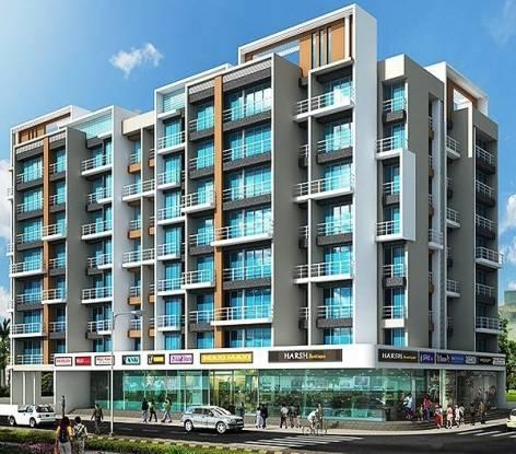 1050 sqft, 2 bhk Apartment in Amrut Sai Amrut Paradise Karanjade, Mumbai at Rs. 53.5500 Lacs