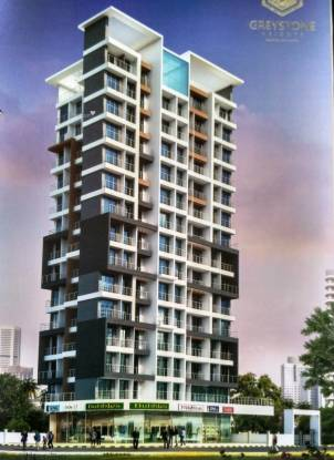 605 sqft, 1 bhk Apartment in Greystone Space LLP Heights Sector-12 Kamothe, Mumbai at Rs. 42.3500 Lacs