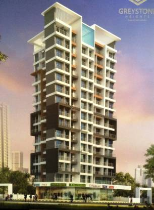 620 sqft, 1 bhk Apartment in Greystone Space LLP Heights Sector-12 Kamothe, Mumbai at Rs. 53.0000 Lacs