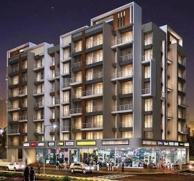 1120 sqft, 2 bhk Apartment in Amrut Sai Amrut Paradise Karanjade, Mumbai at Rs. 59.3600 Lacs