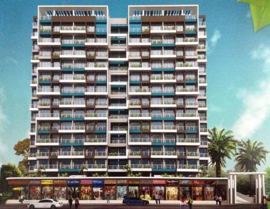 700 sqft, 1 bhk Apartment in Shantanu Excellenzaa Karanjade, Mumbai at Rs. 37.1000 Lacs