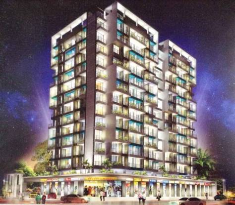 700 sqft, 1 bhk Apartment in Shantanu Excellenzaa Karanjade, Mumbai at Rs. 37.1000 Lacs