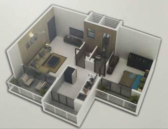 650 sqft, 1 bhk Apartment in Radiant Ravi Rachana Kamothe, Mumbai at Rs. 44.8500 Lacs