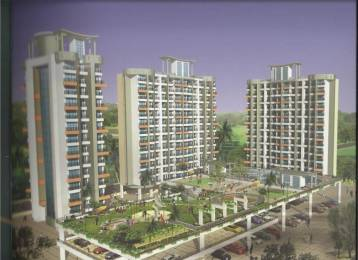 1100 sqft, 2 bhk Apartment in Builder Bhagawati Heriage Kamothe, Mumbai at Rs. 20000
