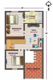 431 sqft, 2 bhk Apartment in Innovators Group Solitaire Valley Jhalwa, Allahabad at Rs. 16.5000 Lacs