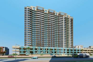 806 sqft, 2 bhk Apartment in Yogsiddhi Sumukh Hills Kandivali East, Mumbai at Rs. 1.1900 Cr