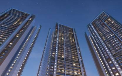 1097 sqft, 2 bhk Apartment in Sea Gundecha Trillium Kandivali East, Mumbai at Rs. 2.2000 Cr