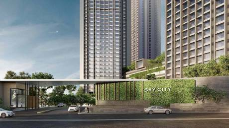 1422 sqft, 3 bhk Apartment in Oberoi Sky City Towers A To D Borivali East, Mumbai at Rs. 2.9000 Cr