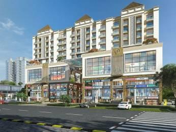 600 sqft, 1 bhk Apartment in Paradigm The Hermitage Park Dhakoli, Zirakpur at Rs. 41.9400 Lacs