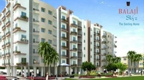 685 sqft, 1 bhk Apartment in Shikhar Housing Development Builders Balaji Skyz Nipania, Indore at Rs. 11000
