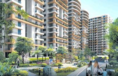 1394 sqft, 2 bhk Apartment in Builder maple woods Near bombay hospital, Indore at Rs. 37.6380 Lacs