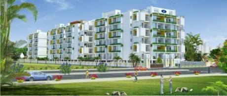 1272 sqft, 2 bhk Apartment in Good Heaven Homes Bhicholi Mardana, Indore at Rs. 35.6160 Lacs