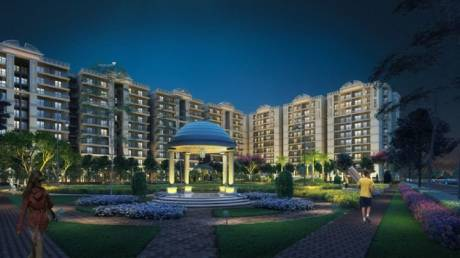 1721 sqft, 3 bhk Apartment in Builder Motia Blue Ridge PEER MUCHALLA ADJOING SEC 20 PANCHKULA, Chandigarh at Rs. 55.9000 Lacs