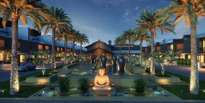 1500 sqft, 3 bhk Villa in Builder MALHAR GREEN CITY Dahej Bypass Road, Bharuch at Rs. 55.0000 Lacs