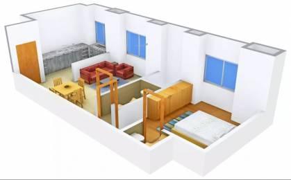 766 sqft, 1 bhk Apartment in Mantri Serene Goregaon East, Mumbai at Rs. 1.0000 Cr