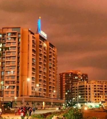 1095 sqft, 2 bhk Apartment in Geomatrix Geomatrix Silver Crest Kamothe, Mumbai at Rs. 93.0000 Lacs