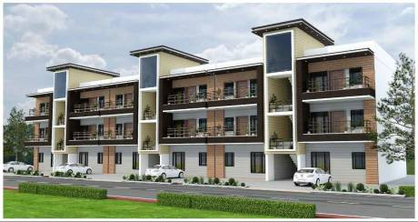 950 sqft, 2 bhk BuilderFloor in Builder Bristol Homes Sector 117 Mohali, Mohali at Rs. 24.9000 Lacs