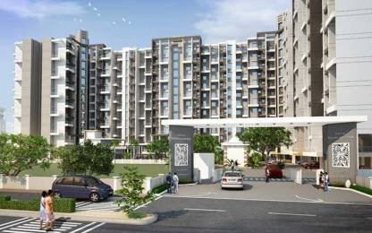 692 sqft, 2 bhk Apartment in Adhya Radha Krishna Chikhali, Pune at Rs. 8500