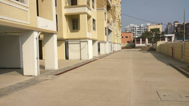 767 sqft, 2 bhk Apartment in Anshul Kosmas C And D Building Moshi, Pune at Rs. 9000