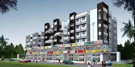 1335 sqft, 3 bhk Apartment in Shree Laxmi Milestone Dighori, Nagpur at Rs. 46.0000 Lacs