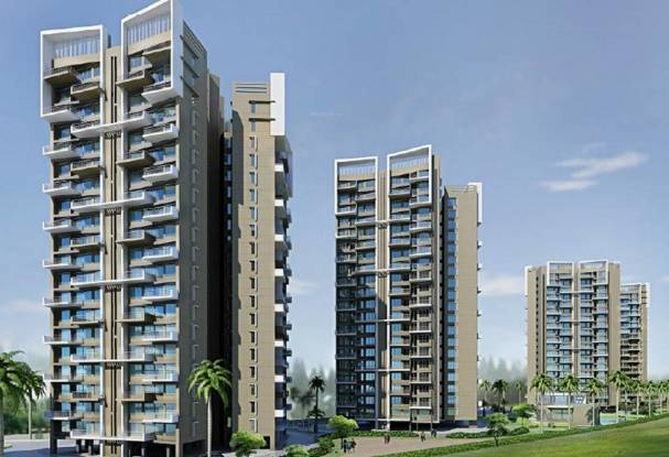 1400 sqft, 3 bhk Apartment in Kalpataru Crescendo Wakad, Pune at Rs. 1.0000 Cr