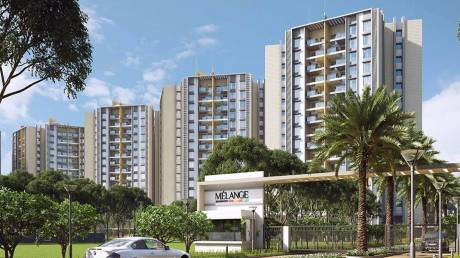 1300 sqft, 3 bhk Apartment in Rama Melange Residences Hinjewadi, Pune at Rs. 74.0000 Lacs