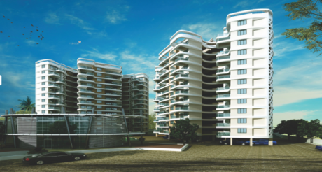 1100 sqft, 2 bhk Apartment in Jhamtani Ace Almighty Tathawade, Pune at Rs. 17000