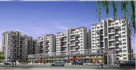 1500 sqft, 3 bhk Apartment in Kumar Piccadilly Wakad, Pune at Rs. 21000