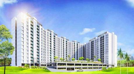 920 sqft, 2 bhk Apartment in Pegasus Megapolis Springs Hinjewadi, Pune at Rs. 47.0000 Lacs