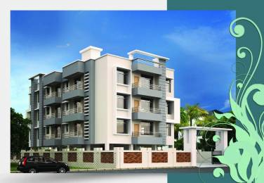 1050 sqft, 2 bhk Apartment in Builder Rajdhany hilton Milanpur Road, Guwahati at Rs. 45.0000 Lacs