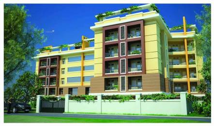 1467 sqft, 3 bhk Apartment in Builder Krishna Garden Kahilipara Road, Guwahati at Rs. 60.0000 Lacs