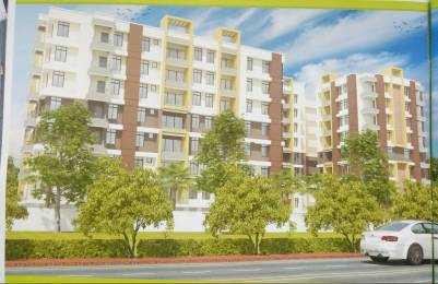 1200 sqft, 3 bhk Apartment in Builder Rajdhany Pratistha Lalmati, Guwahati at Rs. 42.0000 Lacs