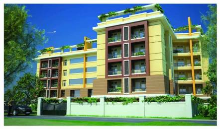 1284 sqft, 3 bhk Apartment in Builder Krishna garden Ganeshguri, Guwahati at Rs. 54.0000 Lacs