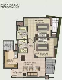 1305 sqft, 2 bhk Apartment in BPTP Princess Park Sector 86, Faridabad at Rs. 40.0000 Lacs