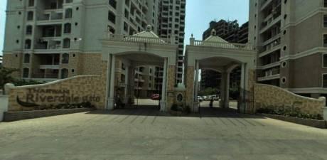 947 sqft, 2 bhk Apartment in Tharwani Riverdale Vista Kalyan West, Mumbai at Rs. 62.0000 Lacs