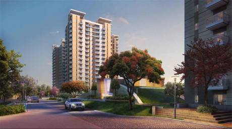 1264 sqft, 2 bhk Apartment in Eldeco Accolade Sector 2 Sohna, Gurgaon at Rs. 54.3520 Lacs