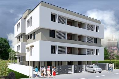 1000 sqft, 2 bhk Apartment in Builder Shreeraj Pride Jiwhala Audumbar Nagar, Nashik at Rs. 31.0000 Lacs