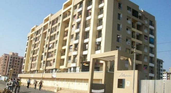 585 sqft, 1 bhk Apartment in Space Ashley Garden Mira Road East, Mumbai at Rs. 49.0000 Lacs
