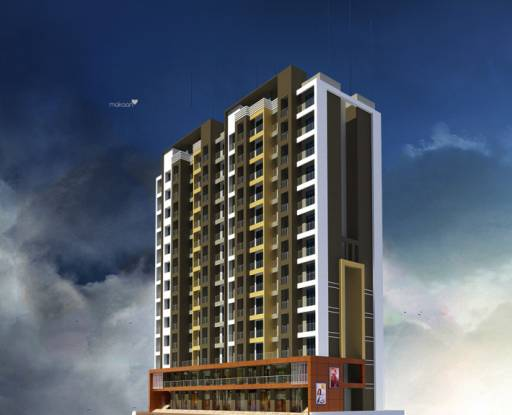 690 sqft, 1 bhk Apartment in Builder raviraj spring Mira Road, Mumbai at Rs. 47.6100 Lacs