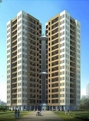1050 sqft, 2 bhk Apartment in Space Ashley Tower Mira Road East, Mumbai at Rs. 85.0000 Lacs