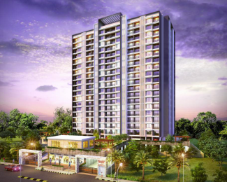 707 sqft, 1 bhk Apartment in Salasar Woods Mira Road East, Mumbai at Rs. 63.0000 Lacs