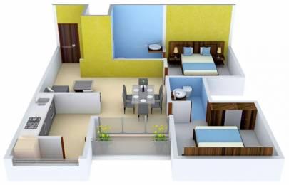 915 sqft, 2 bhk Apartment in Optima Upgrade Avadi, Chennai at Rs. 38.7500 Lacs