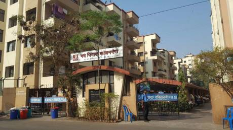 1000 sqft, 2 bhk Apartment in Pinnac Kanchanganga Aundh, Pune at Rs. 91.0000 Lacs