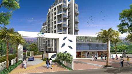 1078 sqft, 2 bhk Apartment in Mittal Petals Wakad, Pune at Rs. 66.0000 Lacs