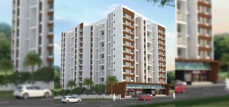890 sqft, 2 bhk Apartment in Kishor Platinum Towers Wakad, Pune at Rs. 56.0000 Lacs