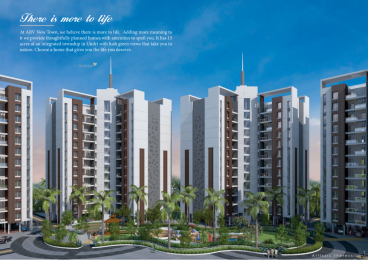962 sqft, 2 bhk BuilderFloor in ARV Group Vedant New Town Pisoli, Pune at Rs. 39.8000 Lacs
