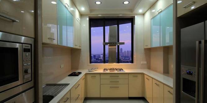 1102 sqft, 2 bhk Apartment in Rustomjee Urbania Thane West, Mumbai at Rs. 1.5000 Cr